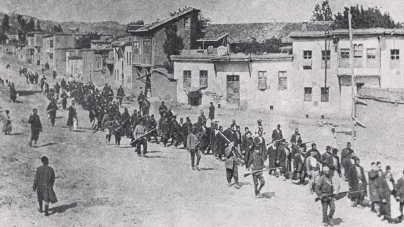 Ermeni Soykırım İddiaları