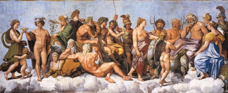 Yunan Tanrıları