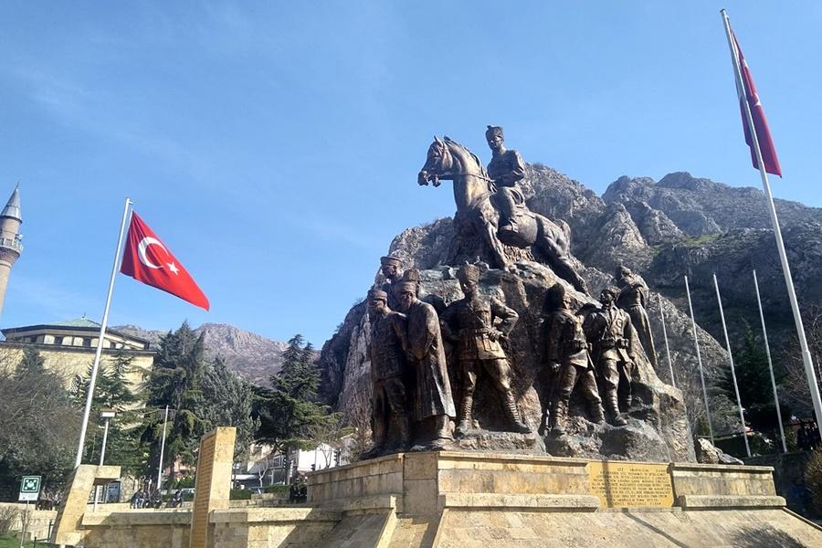 Amasya Tamimi Anıtı