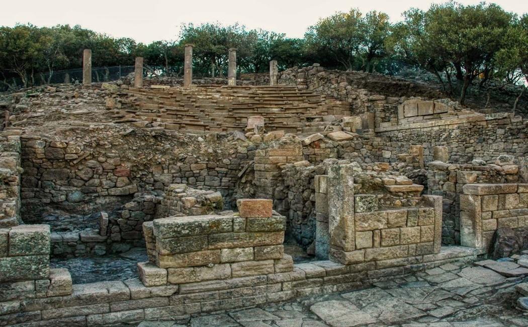 Aigai Antik Kenti-2